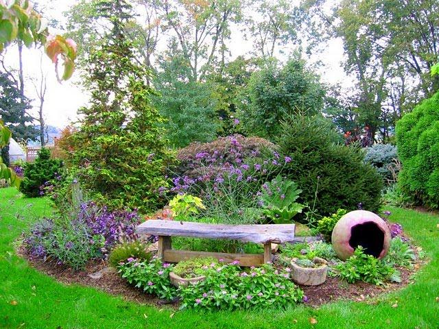 garden design plans ideas - photo #45