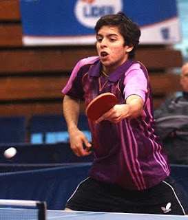 Paraguay's Marcelo Aguirre finished proceedings as the best Junior player of Pan-America.