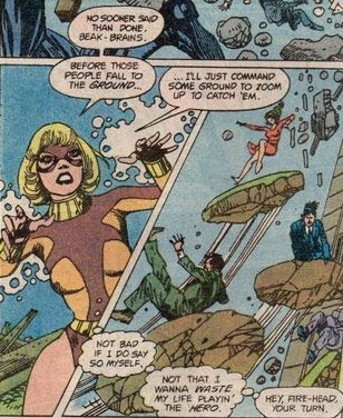 DCU Continuity for Terra: Part 1 2 - The Material Girl