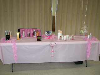 My Mary Kay Debut Party