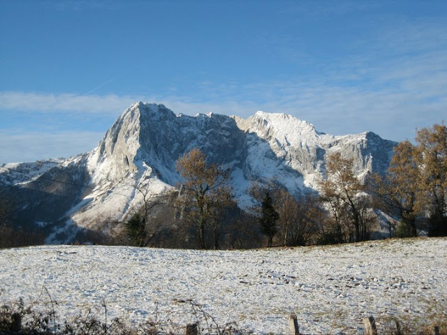 Rutas Montaña Asturias: El Tiatordos