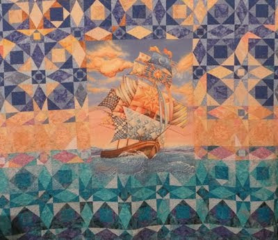 Life Pattern Quilting Sea 1000 Free Patterns