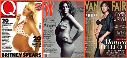 Scandal Political Government Sexy Pregnant Star Photoshoots Sexy Cover Girl While Pregnant