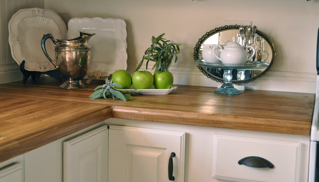 care for wood countertops