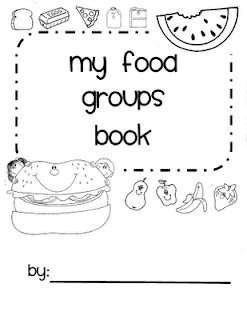 Food and Nutrition Theme Preschool Songs and Printables ...