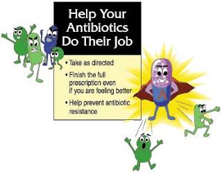 Lima Aturan Penting Minum Antibiotik
