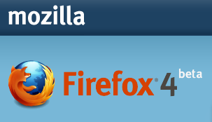 Download Mozilla Firefox 4 (beta) - the latest version