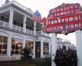 Life is Sweet!: Zehnders of Frankenmuth Michigan!