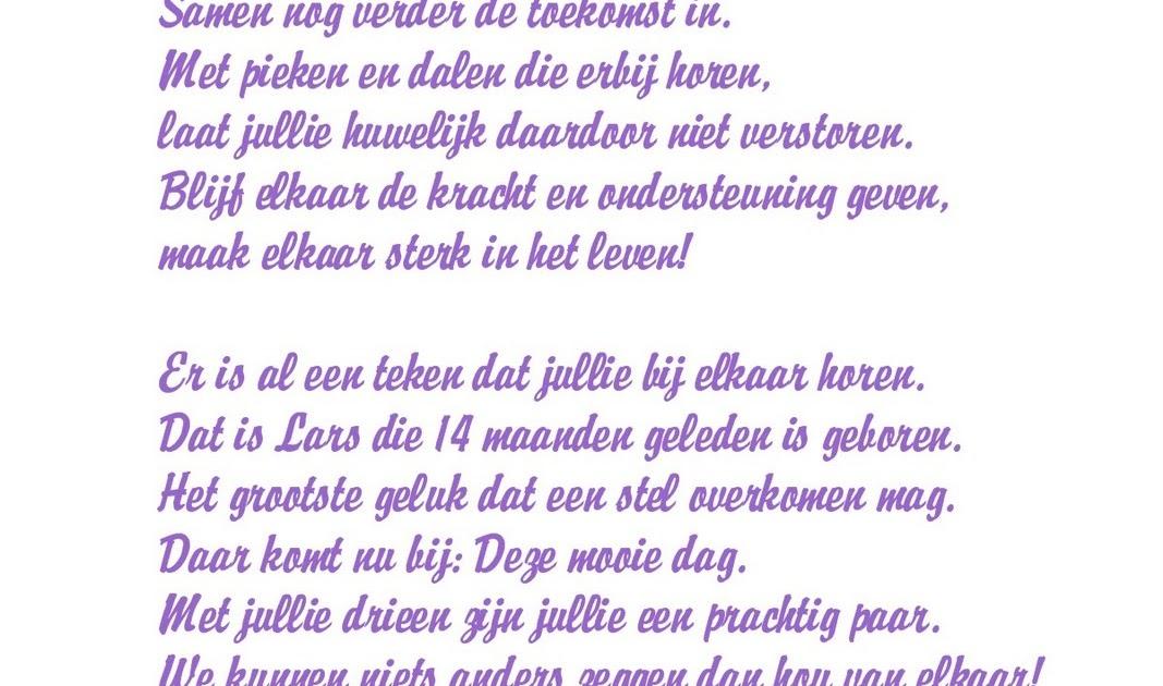 gedicht getrouwd paar Gefeliciteerd Trouwdag Gedicht   ARCHIDEV gedicht getrouwd paar