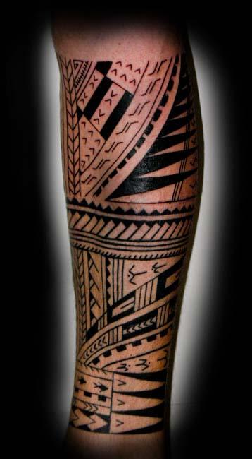 Maori Tattoo Studios: Blu Sky Tattoo Studio: Maori 6
