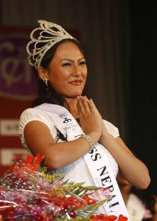Miss Nepal World 2009