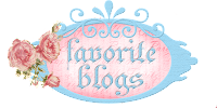 Favorite Blogs Button
