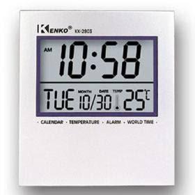 2. Hero Clock Day y Night