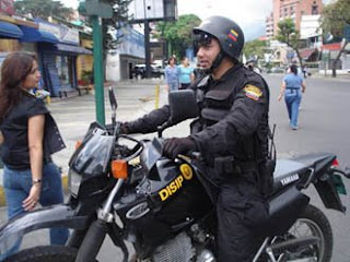 PROCEDIMIENTOS POLICIALES VENEZUELA: septiembre 2008