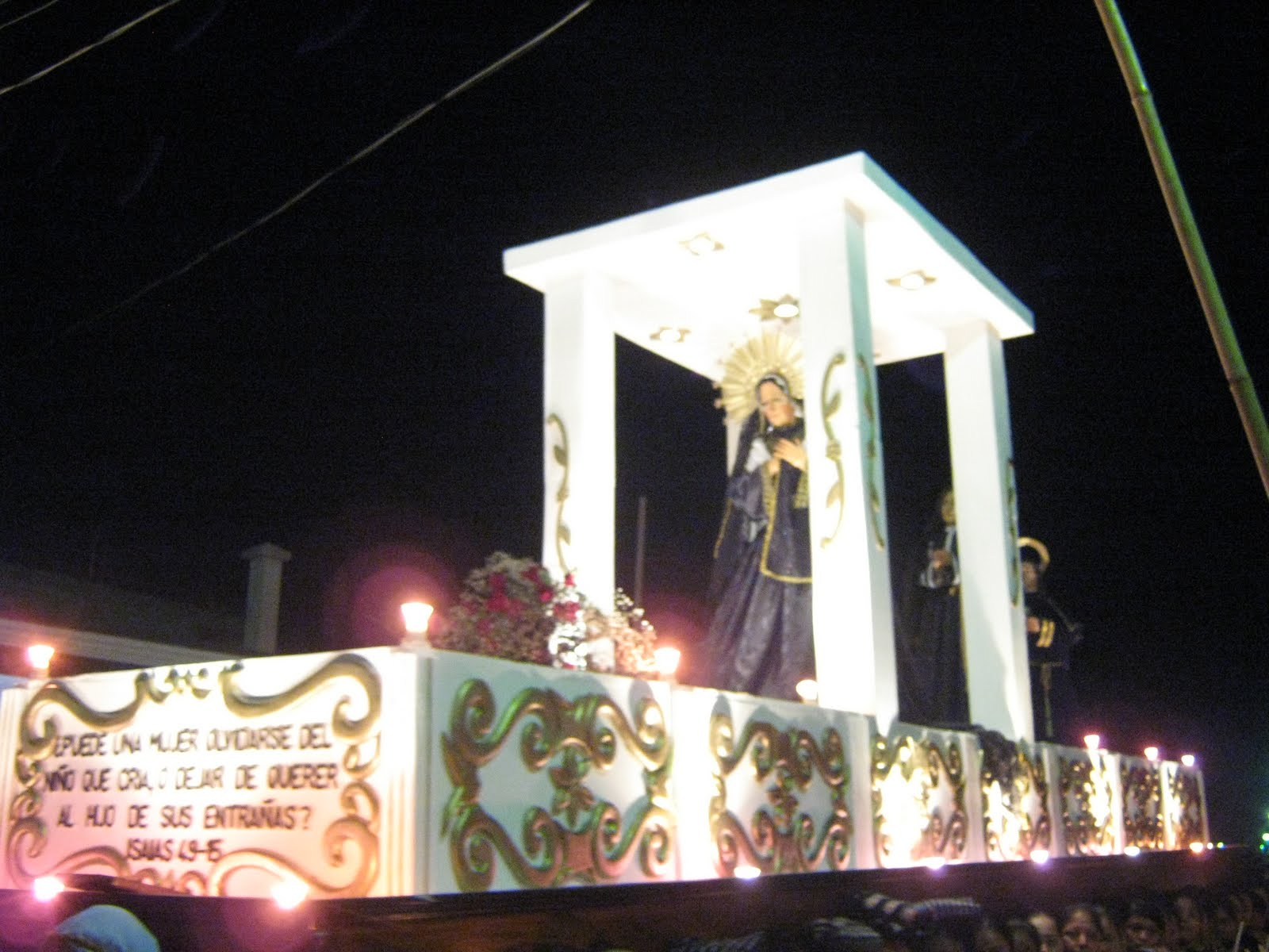 Anna Santos Abril 2010: SAN SEBASTIAN RETALHULEU EN SEMANA SANTA: VIERNES SANTO