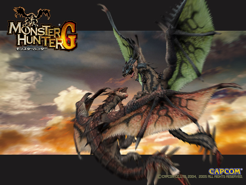 Monster Hunter :The Legend Will Never Die!!! (10 users