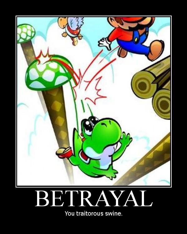 stoned mind betrayal