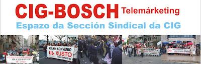Sección Sindical da CIG en Bosch