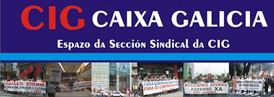 Sección Sindical da CIG en Caixa Galicia
