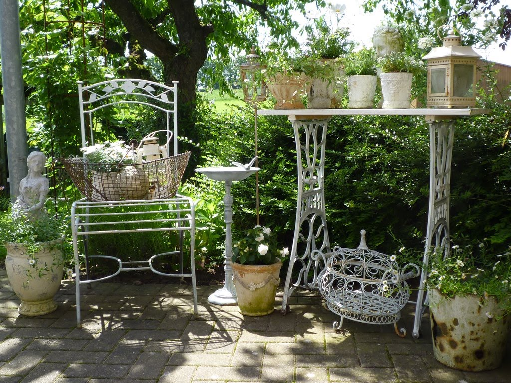 blogger shabby chic terrasse und garten die neueste. Black Bedroom Furniture Sets. Home Design Ideas