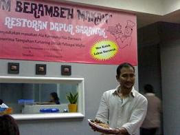 Restoran Dapur Sarawak Di Diamond Square Gombak