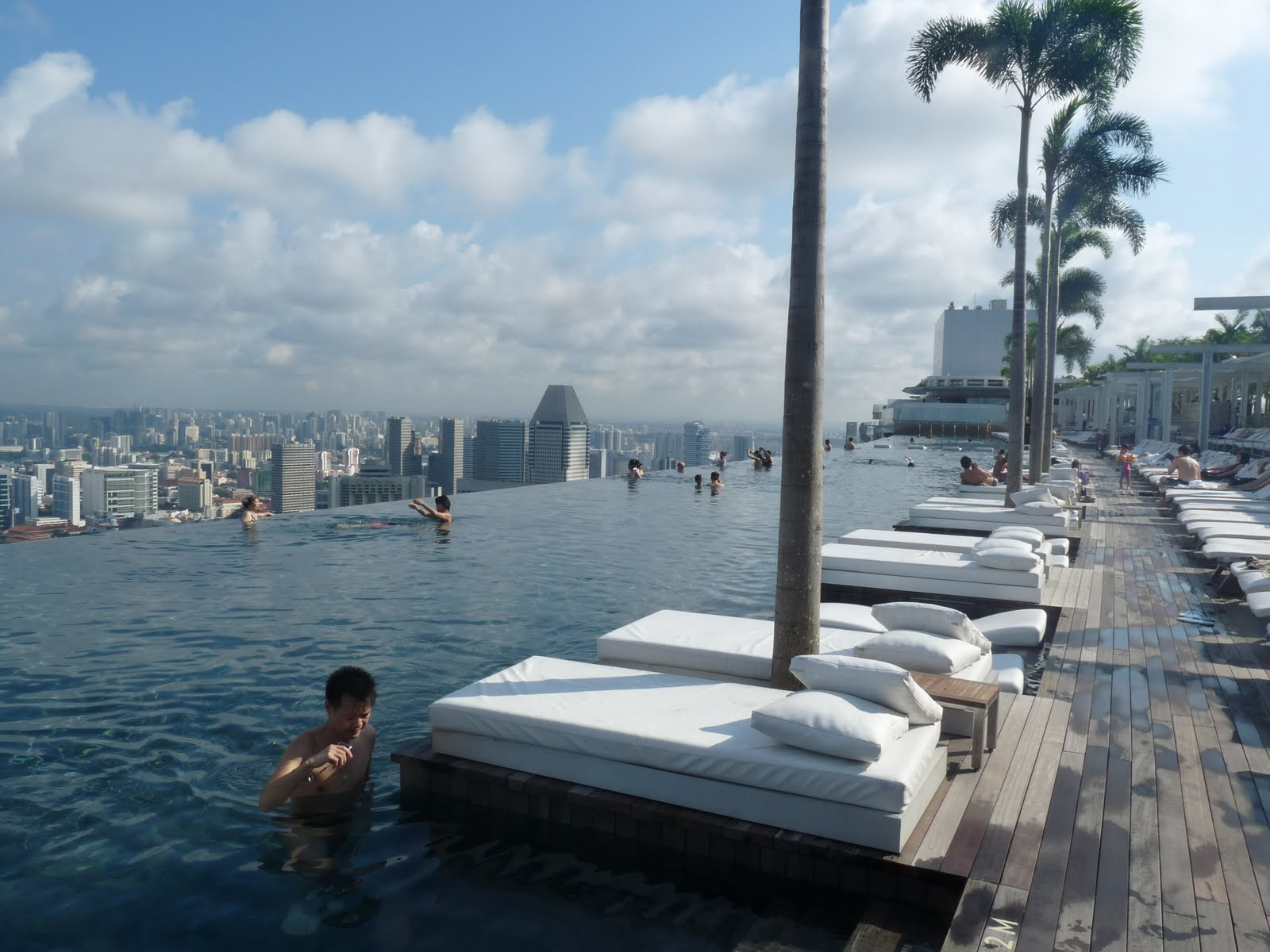 Skypark Swimming Pool