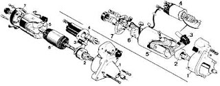 Chevy 250 Inline 6 Engines Wiring Diagram, Chevy, Free