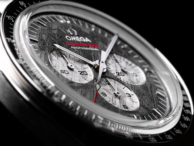 "The OMEGA Speedmaster Professional Apollo-Soyuz ""35th Anniversary"" detail"