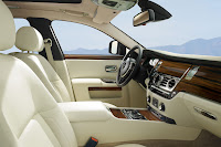 Rolls-Royce Ghost interior