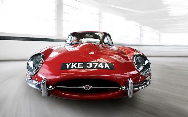 Jaguar celebrates 50 years of iconic E-type