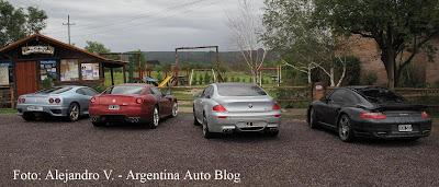 Encuentro De Autos Exoticos En Cordoba Argentina Autoblog