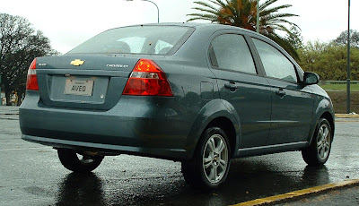 Critica Chevrolet Aveo Lt Argentina Autoblog