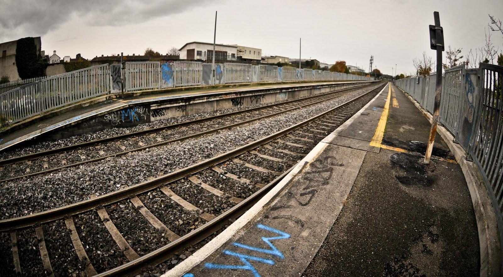 Google Dublin Broombridge Railway Station