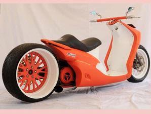 yamaha mio modifikasi style chopper and lowrider