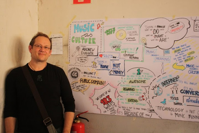 Andrew Dubber nos enumera 20 principios que él ha reconocido como básicos para entender el cambio por el que está atravesando el negocio de la música.