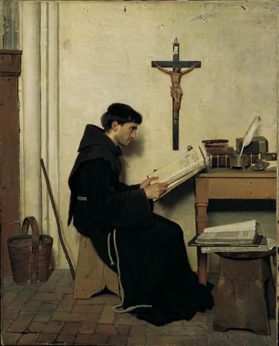 The Badger Catholic: Blessed John Duns Scotus, ora pro nobis!