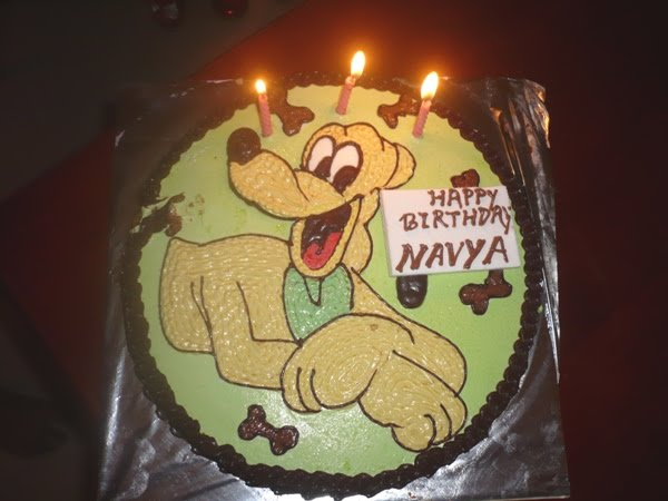 My Little One And Me Happy Birthday Navya