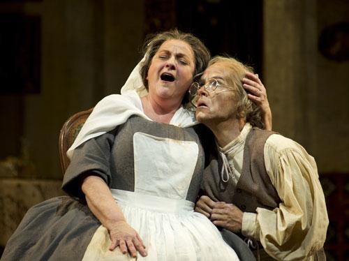Seattle Opera Blog January 2011