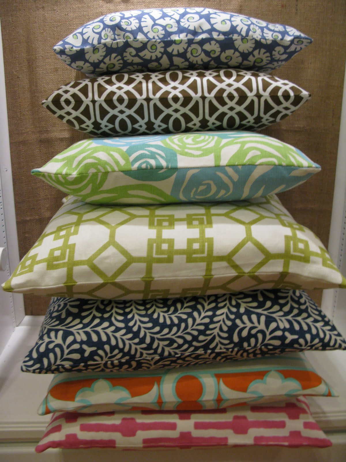 Jvw Home Free Interior Design Free Pillows: Jvw Home: Pink Heaven In 2011