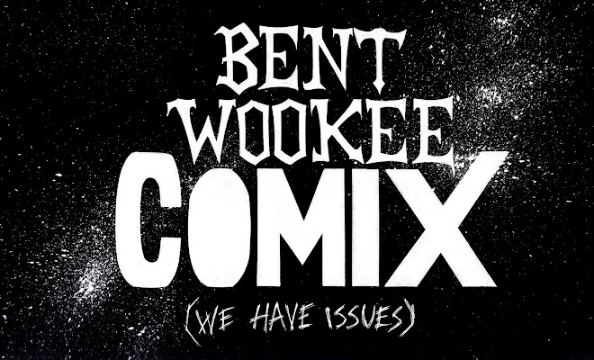 BENT WOOKEE COMIX: Who Guards The Guardians   Of The Galaxy?
