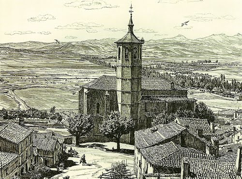 Resultado de imagen de iglesia santiago avila