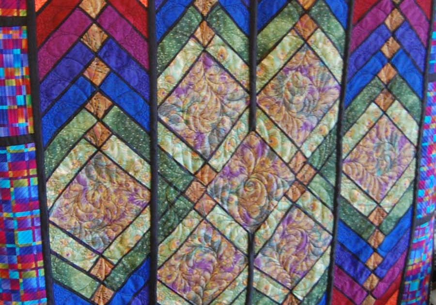Creative Longarm Quilting By Karen Marchetti Kit S French
