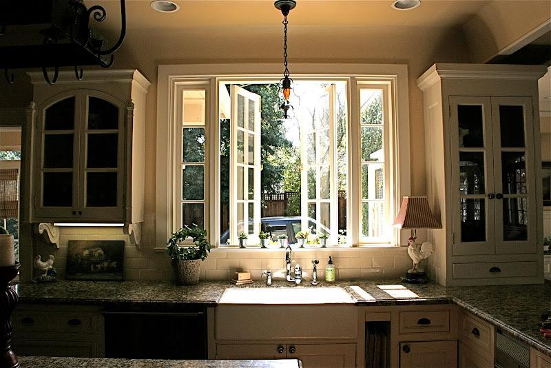 vignette design: Kitchen Windowsill Garden