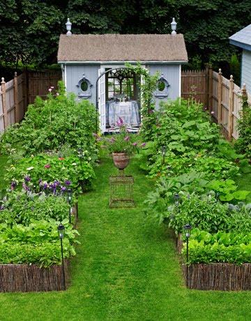 Design Bucket List #3: Design a Beautiful Raised Bed ... on Vegetable Garden Ideas For Backyard id=62542
