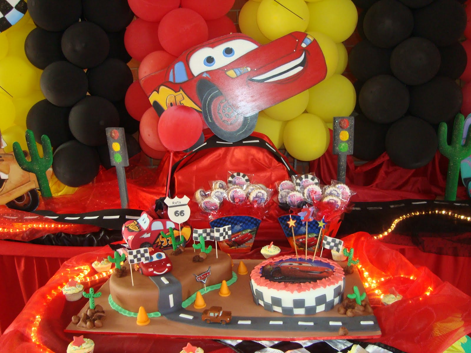 Galletas Decoradas Infantiles Natry's Cake: Tortas Y Galletas De Cars