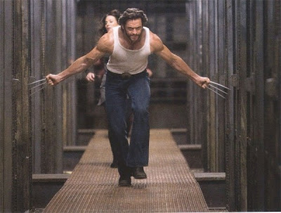 Logan aka Wolverine (Hugh Jackman)