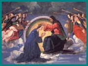 CORONATION OF MARY IMAGES