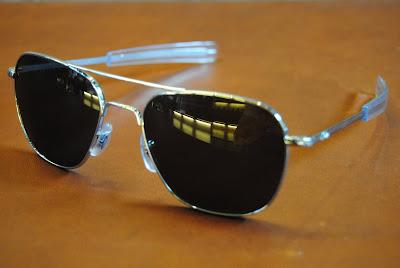 f76f2e0703 American Optical Original Pilot Aviator Sunglasses