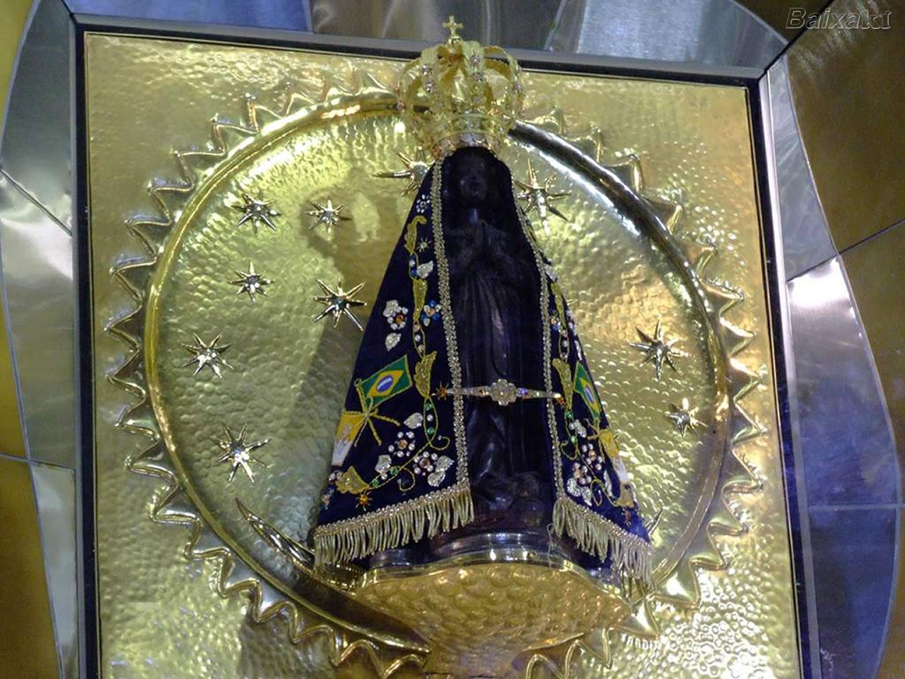 Querida Padroeira Do Brasil Abenç Frases Nossa Senhora: CATEQUISAR É AMAR: Nossa Igreja Está Em Festa: Dia 12 De