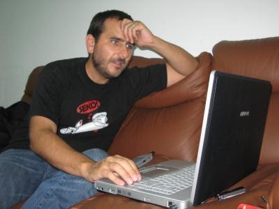 Actor Giovanni Ciccia